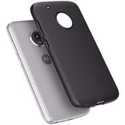 Matte Silikon Hülle für Motorola Moto C Plus Backcover Handy Case