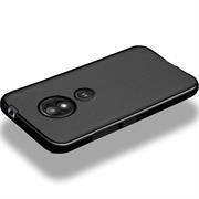 Matte Silikon Hülle für Motorola Moto E5 Play Backcover Handy Case