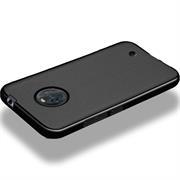 Matte Silikon Hülle für Motorola Moto X4 Backcover Handy Case