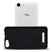 Matte Silikon Hülle für Wiko Lenny 2 Backcover Handy Case