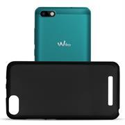 Matte Silikon Hülle für Wiko Lenny 4 Plus Backcover Handy Case