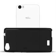 Matte Silikon Hülle für Wiko Lenny Backcover Handy Case