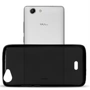 Matte Silikon Hülle für Wiko Pulp Fab 4G Backcover Handy Case