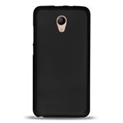 Matte Silikon Hülle für Wiko Robby Backcover Handy Case