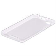Silikonhülle für Wiko U Feel Prime Hülle + Panzerglas Folie Schutzhülle in Transparent