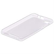 Silikonhülle für Wiko U Feel Lite Hülle + Panzerglas Folie Schutzhülle in Transparent