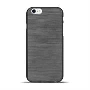 Handy Hülle für Apple iPhone 7 / 8 Case im metallischen Brushed Look