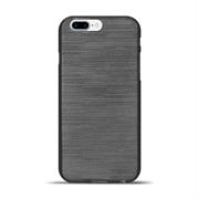 Handy Hülle für Apple iPhone 7 Plus / 8 Plus Case im Brushed Look