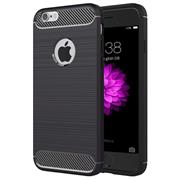 Hülle Carbon für Apple iPhone 6 Plus / 6S Plus Schutzhülle Handy Case Hybrid Cover