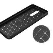Handy Hülle für Huawei Mate 10 Lite Backcover Case im Carbon Design