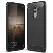 Handy Hülle für Huawei Mate 10 Pro Backcover Case im Carbon Design