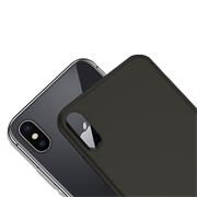 Classic Hardcase für Apple iPhone X / XS Hülle Slim Cover Matt Schutzhülle