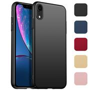 Classic Hardcase für Apple iPhone XR Backcover Schutz Hülle