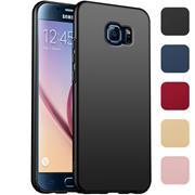 Classic Hardcase für Samsung Galaxy S6 Edge Hülle Slim Cover Matt Schutzhülle
