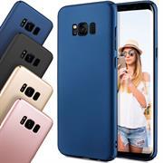 Classic Schutzhülle für Samsung Galaxy A5 2016 Hülle Slim Dünn Hardcase mit samtig-weicher Beschichtung