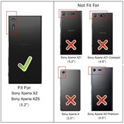 Classic Hardcase für Sony Xperia XZ Hülle Slim Cover Matt Schutzhülle