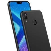 Matte Silikon Hülle für Honor 8X Backcover Handy Case