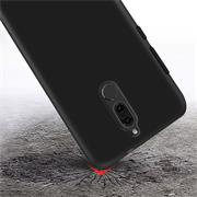 Matte Silikon Hülle für Huawei Mate 10 Lite Backcover Handy Case
