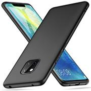 Matte Silikon Hülle für Huawei Mate 20 Pro Backcover Handy Case