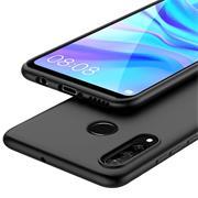 Matte Silikon Hülle für Huawei P30 Lite Backcover Handy Case