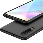 Matte Silikon Hülle für Huawei P30 Backcover Handy Case