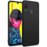 Matte Silikon Hülle für Honor 10 Lite Backcover Handy Case