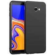 Matte Silikon Hülle für Samsung Galaxy J4 Plus Backcover Handy Case