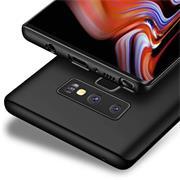 Matte Silikon Hülle für Samsung Galaxy Note 9 Backcover Handy Case