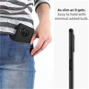 Silikon Hülle für Xiaomi Mi 10T Lite Schutzhülle Matt Schwarz Backcover Handy Case