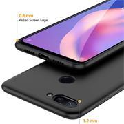 Matte Silikon Hülle für Xiaomi Mi 8 Lite Backcover Handy Case