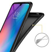 Matte Silikon Hülle für Xiaomi Mi 9 SE Backcover Handy Case