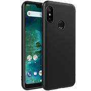 Matte Silikon Hülle für Xiaomi Mi A2 Lite Backcover Handy Case