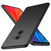 Matte Silikon Hülle für Xiaomi Mi Mix 2 Backcover Handy Case