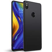 Matte Silikon Hülle für Xiaomi Mi Mix 3 Backcover Handy Case