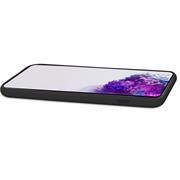 Handy Hülle für Samsung Galaxy S20 Ultra Soft Case mit innenliegendem Stoffbezug