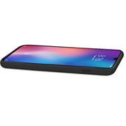 Handy Hülle für Xiaomi Mi 9 Soft Case mit innenliegendem Stoffbezug