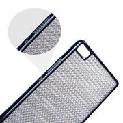 Glamour Schutz Case für Huawei P8 Lite Backcover Handy Hülle