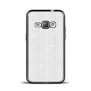 Schutz Case für Samsung Galaxy J1 2016 Backcover Handy Hülle