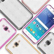 Schutz Case für Samsung Galaxy J5 2015 Backcover Handy Hülle