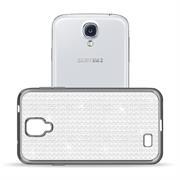 Glamour Schutz Case für Samsung Galaxy S4 Backcover Handy Hülle