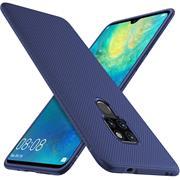 Schutzhülle für Huawei Mate 20 Handy Schutz Hülle Silikon Case Luxuriös Cover