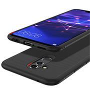 Schutzhülle für Huawei Mate 20 Lite Handy Schutz Hülle Silikon Case Luxuriös Cover