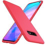 Schutzhülle für Samsung Galaxy S10e Handy Schutz Hülle Silikon Case Luxuriös Cover