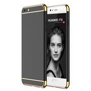 Matte Schutz Hülle für Huawei P9 rugged Backcover Handy Case