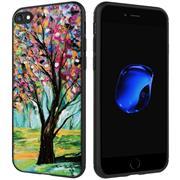 Handyhülle für Apple iPhone 6 / 6s Hülle mit Motiv Schutz Case Slim Back Cover