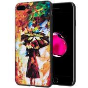 Handyhülle für Apple iPhone 7 Plus / 8 Plus Hülle mit Motiv Schutz Case Slim Back Cover
