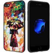 Handyhülle für Apple iPhone 7 / 8 / SE 2 Hülle mit Motiv Schutz Case Slim Back Cover