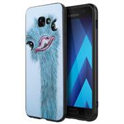 Schutz Hülle für Samsung Galaxy A3 2017 Backcover Handy Case Gemälde