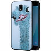Schutz Hülle für Samsung Galaxy J7 2017 Backcover Handy Case Gemälde