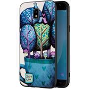 Handyhülle für Samsung Galaxy J3 2017 Hülle mit Motiv Schutz Case Slim Back Cover